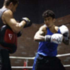 y Boxing Club las vegas boxing gym Bowe Van Damme