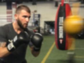 Caleb Plant   Fitness boxing   Las Vegas   City Boxing Club