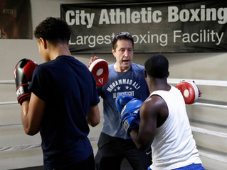 City Athletic Boxing Club aims to teach youths discipline