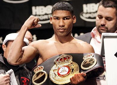 Ismael Salas, City Athletic Boxing, Yuriorkis Gamboa