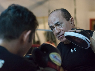 Ismael Salas moves to City Athletic Boxing