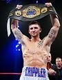 Cody Crowley at city boxing club las vegas