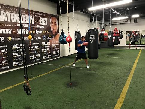 Rene Moreno | Fitness boxing | Las Vegas | City Boxing Club