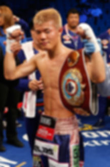 Ismael Salas, City Athletic Boxing, Tomoki Kameda
