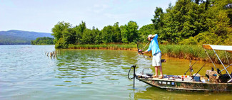 Archery fishing