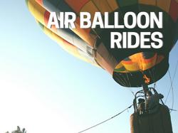 Air Balloon Rides