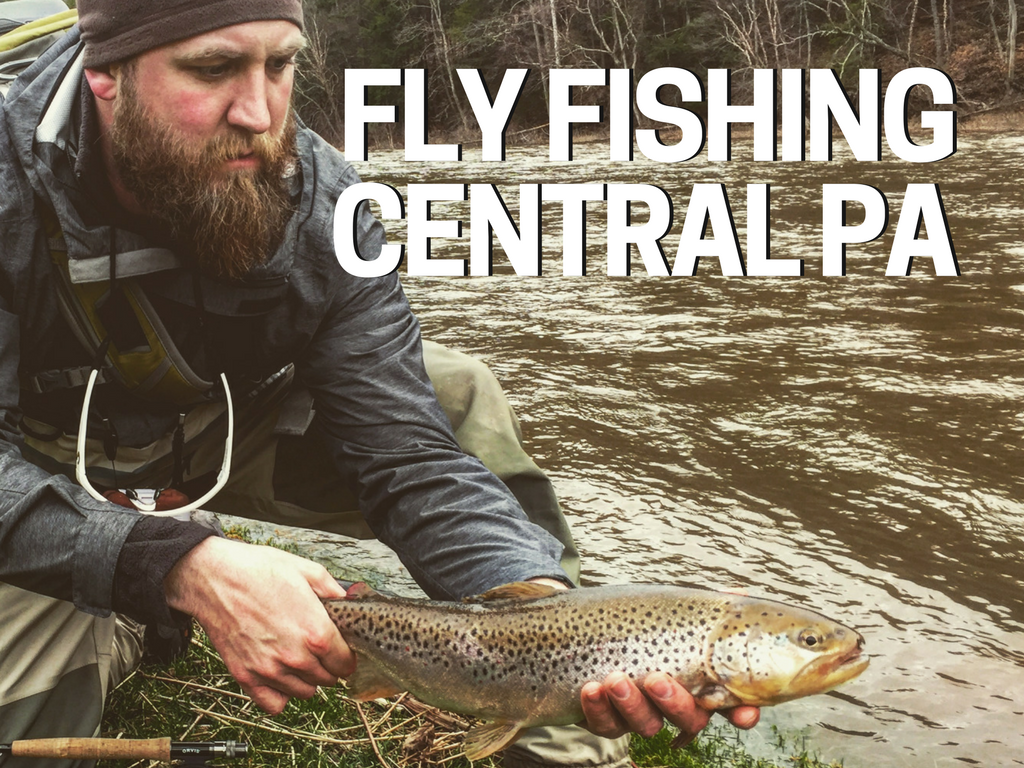 Fly Fishing Central PA