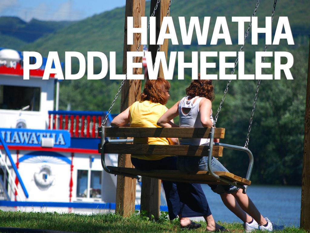 Hiawatha Paddlewheeler