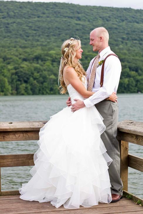 Newlyweds.
