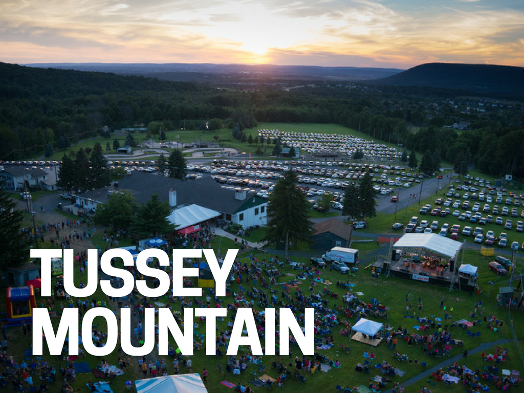 Tussey Mountain