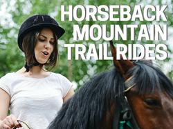 Horseback Mountain Trail Rides