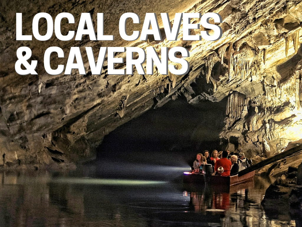Local Caves & Caverns