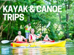 Kayak & Canoe Trips