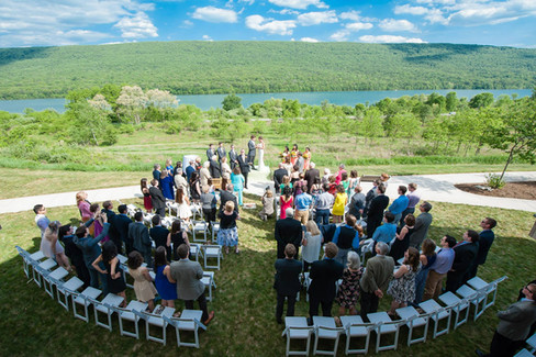 Lakeview wedding.