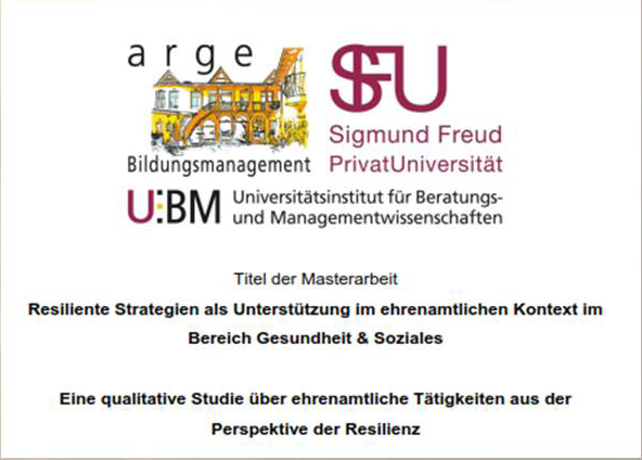 Birgit Neuhauser | Masterarbeit