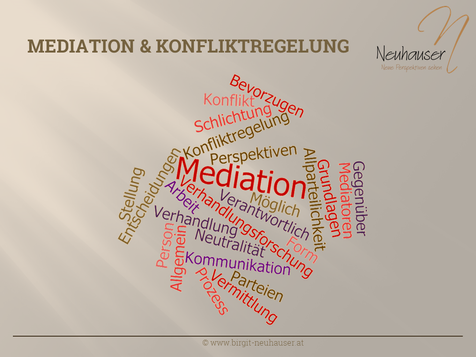 Mediation & Konfliktregelung