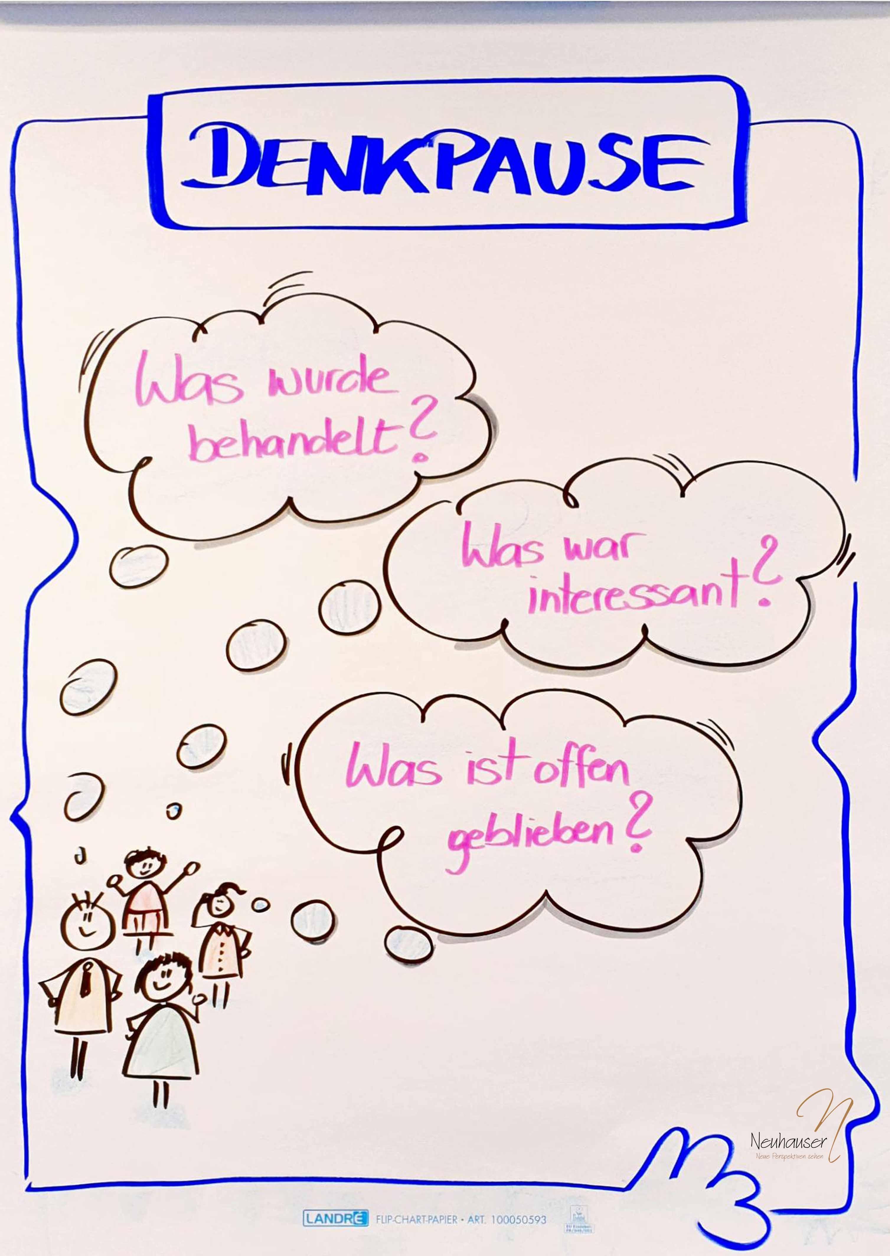 Denkpause | Praxistransfer