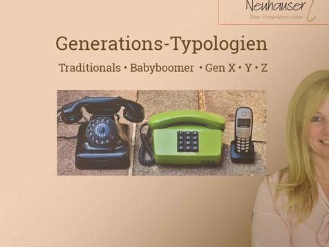 Generations-Typologien