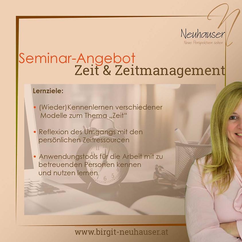 Zeit & Zeitmanagement