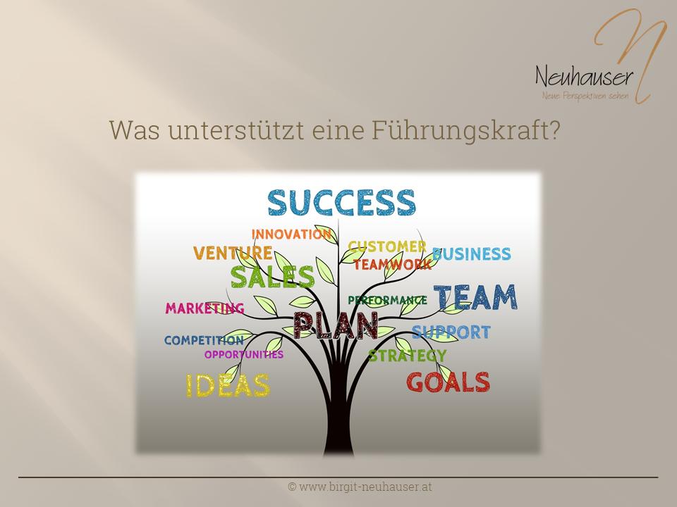 Führungskräfte  Coaching | BLOG Birgit Neuhauser