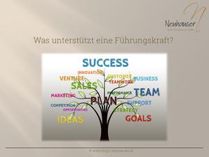 Führungskräfte  Coaching   BLOG Birgit Neuhauser