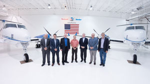 Textron Aviation delivers first of nine King Airs to CanWest Air
