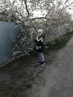 Кира Лаврентьева, 8 лет, МОУ СОШ № 41
