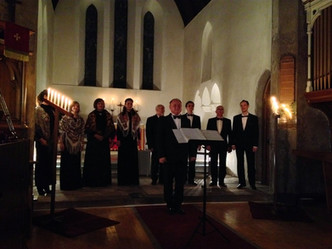 Our visit from The Resurrection Choir of St Petersburg