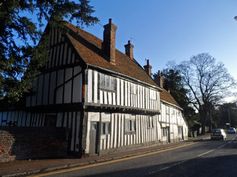 Almshouse flat available to let