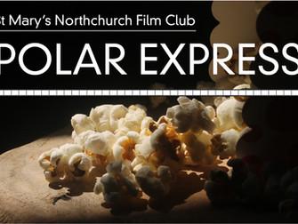 St Mary's Film Club - Children's Christmas Special! Polar Express