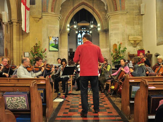 Join us on 21st July for the Music at St Mary's choral workshop; Handel's Messiah - Hallelujah!