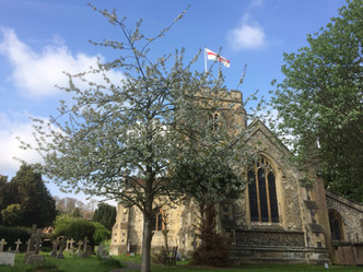 St Mary's Church Re-opening