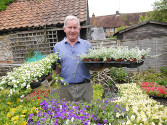 Markyate Plant Sale celebrates Hospice's 40th Birthday!