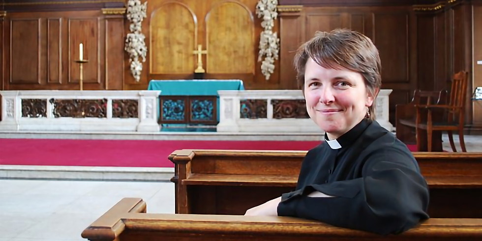 Berkhamsted Deanery Lecture; Good News or Fake News with Reverend Lucy Winkett