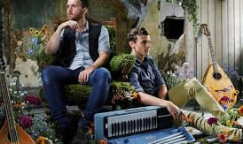 Get your tickets to see Ninebarrow perform at St Bartholomew's Church