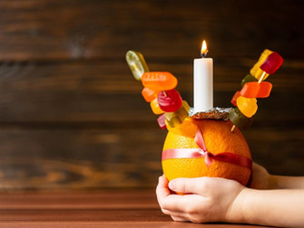 Join us for the St Mary's Epiphany Christingle Service at 10am on Sunday 12th January
