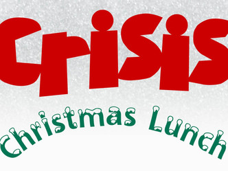 Crisis at Christmas Coffee Morning & Lunch