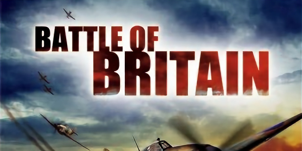 St Mary's Film Club - Battle of Britain