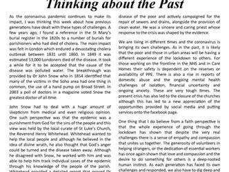 May 2020 Parish Newsletter