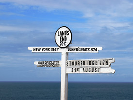 Support Rev Jonathan Gordon on his sponsored cycle from John O' Groats to Lands End