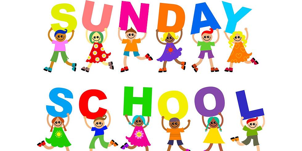 Sunday School & All Age Worship