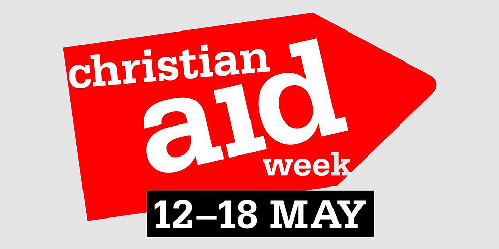St Mary's Christian Aid Lunch
