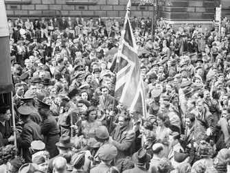 75th Anniversary of VE Day commemorations, Friday 8 May