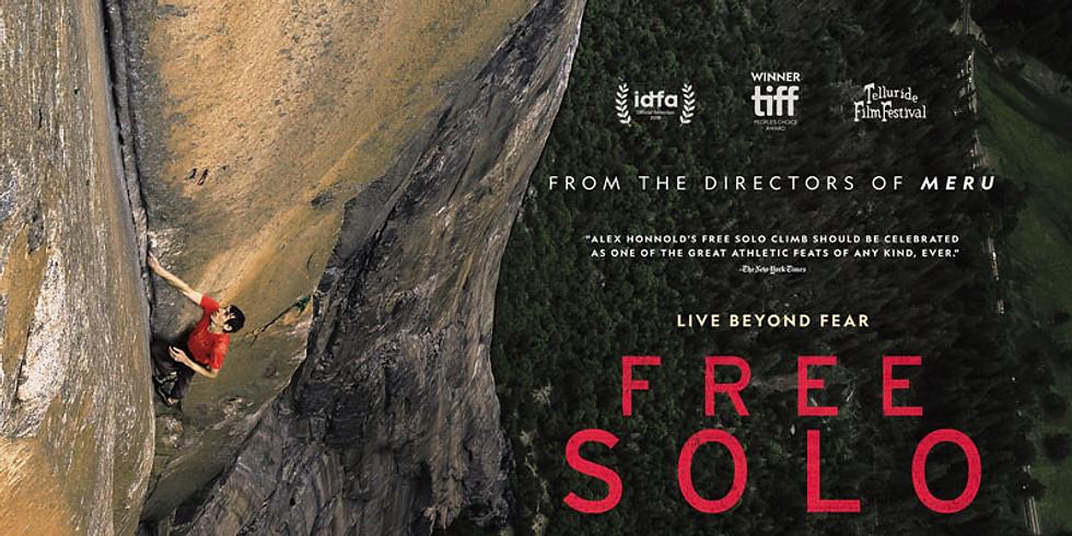 St Mary's Film Club: Free Solo