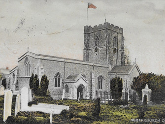 Heritage Open Day - St Mary's Northchurch Exhibition & Tour