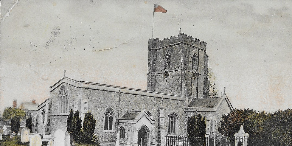 Heritage Open Day - St Mary's Exhibition & Guided Tour