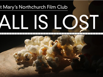 St Mary's Film Club: All is Lost