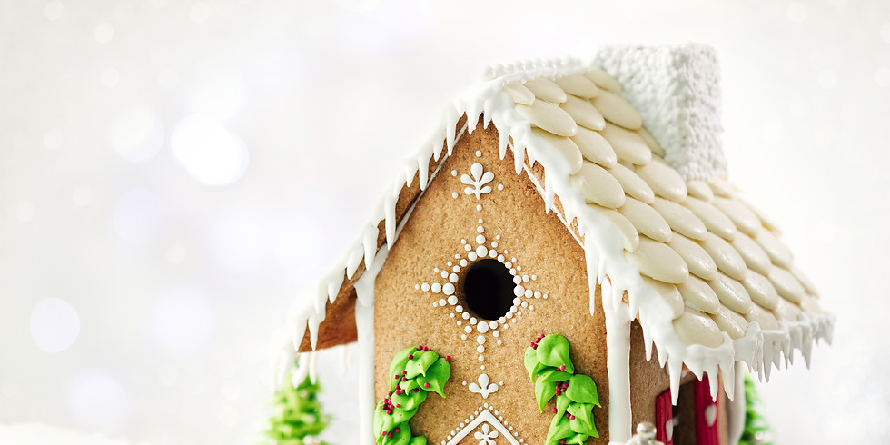 Young People's Gingerbread House Evening