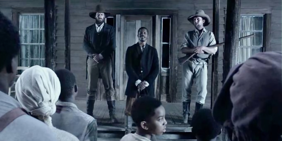 St Mary's Film Club: The Birth of a Nation