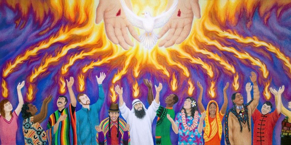Pentecost All Age Worship